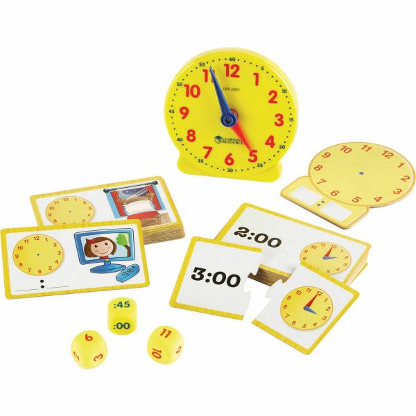 Joc - Invatam ceasul 1