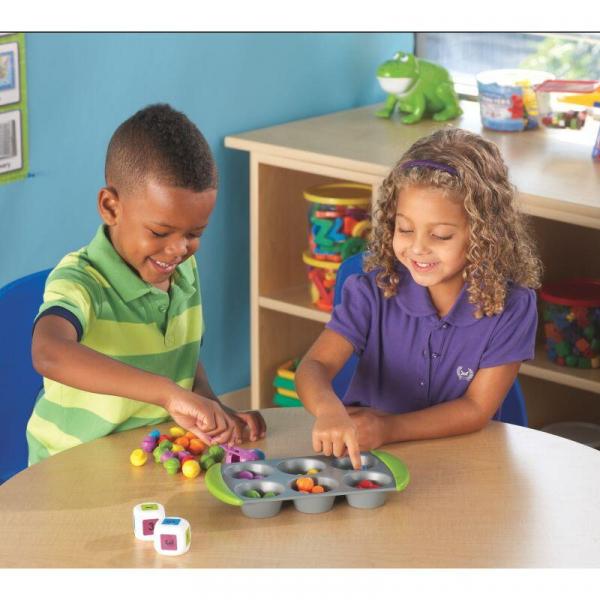 Joc matematic - Mini briose 4
