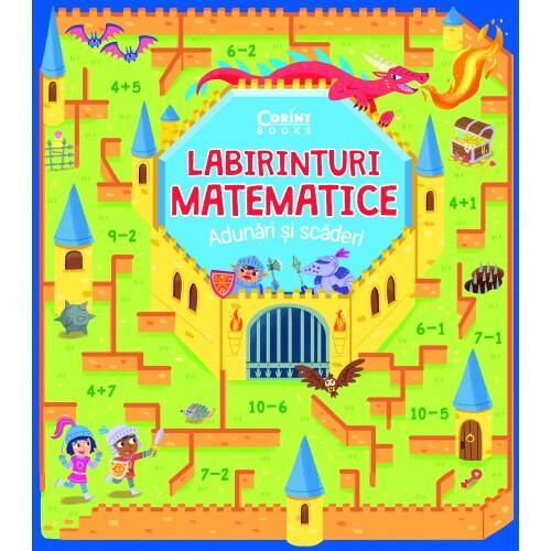 Labirinturi matematice - Adunari si scaderi [0]