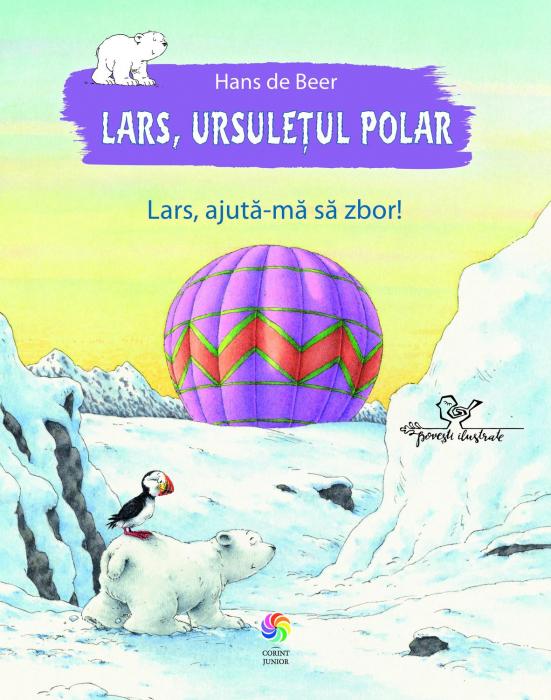 Lars, ursuletul polar. Lars, ajuta-ma sa zbor! [0]