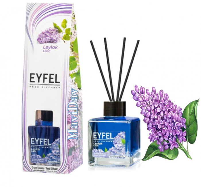 Odorizant de camera Eyfel 120ml - Liliac 0