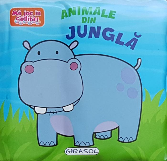 Ma joc in cadita! Animale din jungla [0]
