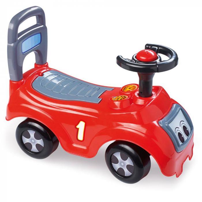 Masina fara pedale rosie 0