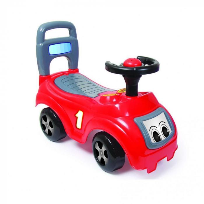 Masina fara pedale rosie 3