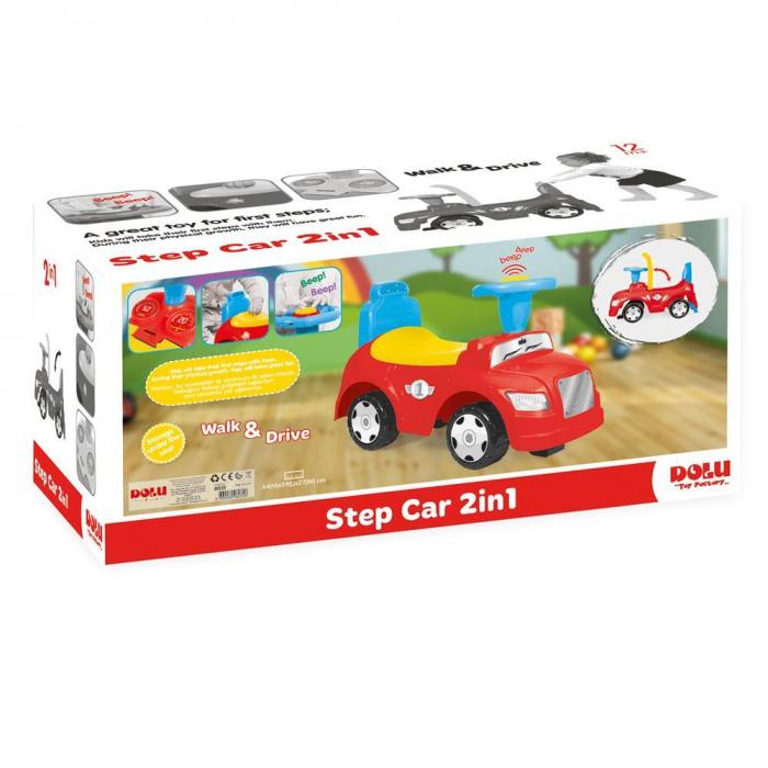 Masinuta  2 in 1  -  Step car 1