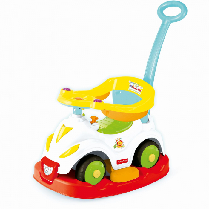 Masinuta  4 in 1  -  Ride on rocker 0