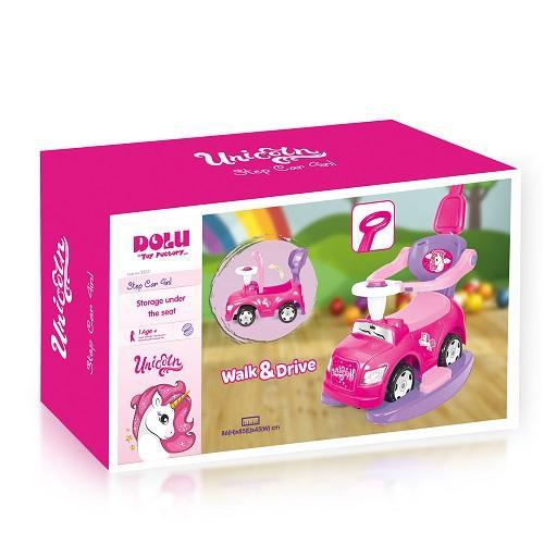 Masinuta 4 in 1 - Step car Unicorn 0