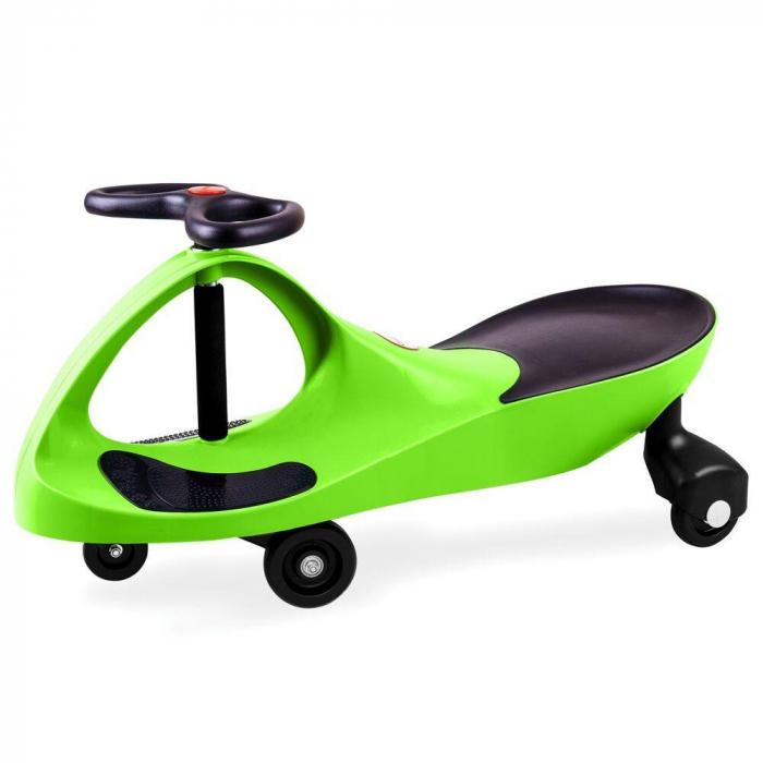 Masinuta fara pedale - Verde [0]