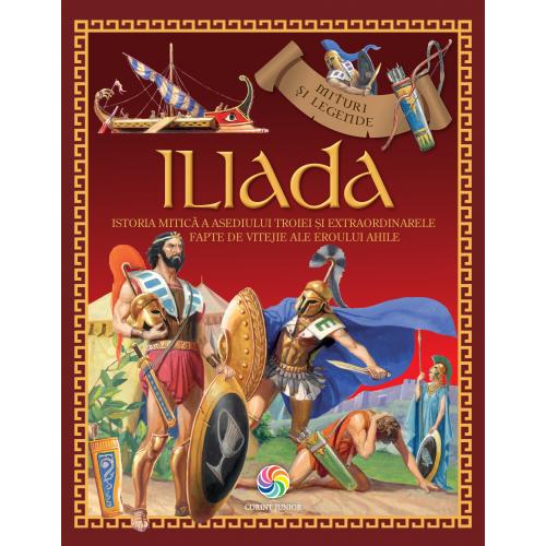 Mituri si legende - Iliada [0]