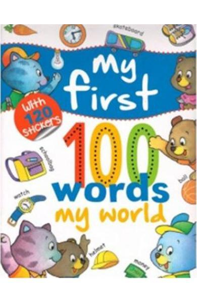 My first 100 words - My world 0