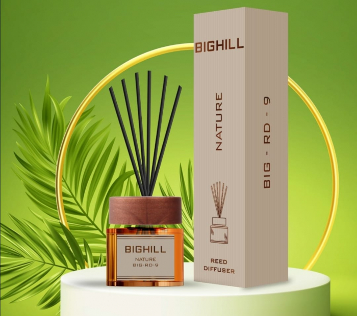 Odorizant Parfum de camera BigHill Nature RD-9 120 ml inspirat din Christian Dior Fahrenheit [0]
