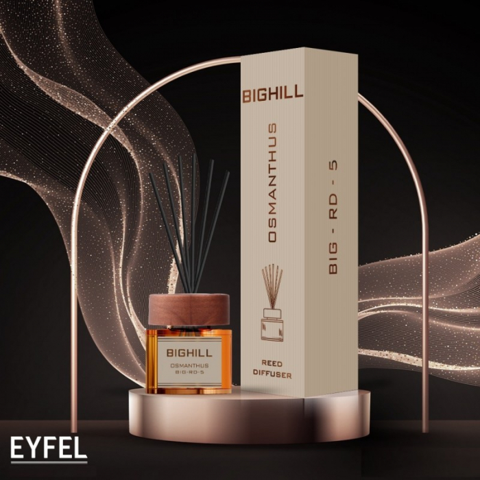 Odorizant Parfum de camera BigHill Osmantus RD-5 120 ml inspirat dupa Love Osmanthus Atelier Cologne big hill [0]