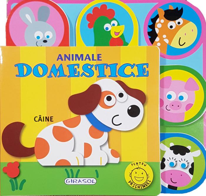Pentru prichindei - animale domestice [0]