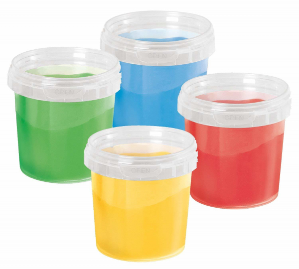 Plastilina - 4 culori 1
