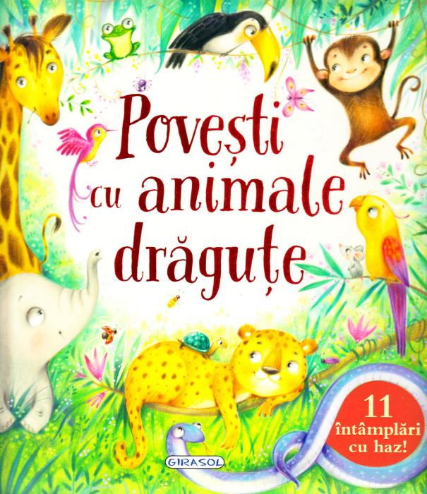 Povesti cu animale dragute [0]