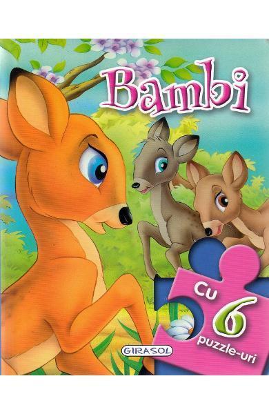 Povesti cu puzzle - Bambi [0]