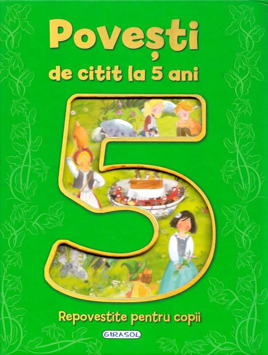 Povesti de citit la 5 ani 0