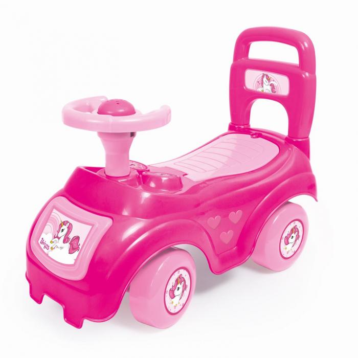 Prima mea masinuta roz - Unicorn 0