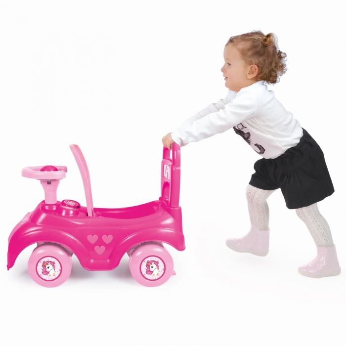 Prima mea masinuta roz - Unicorn [2]
