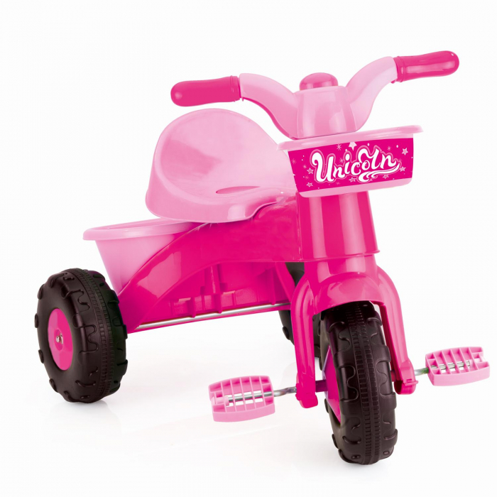 Prima mea tricicleta roz - Unicorn 1