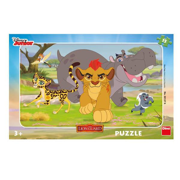 Puzzle - Garda Felina (15 piese) 0