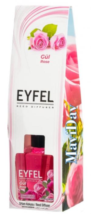 Odorizant de camera Eyfel 120ml - Trandafir [1]