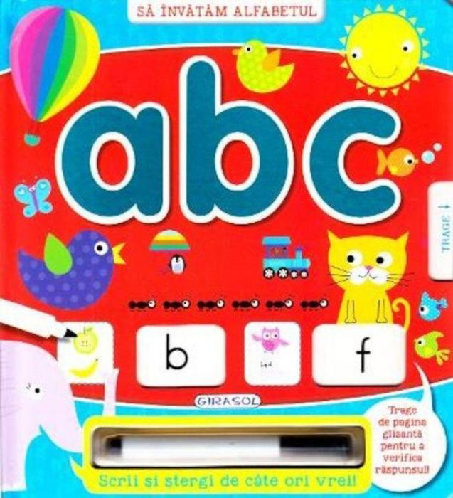 Scrii si stergi - ABC [0]
