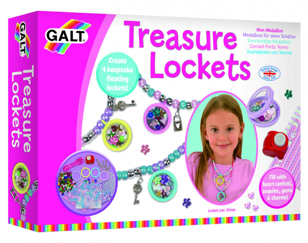 Set creativ - Treasure Lockets 4