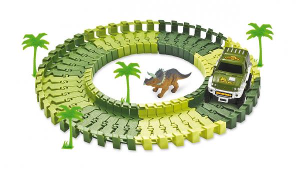 Set de constructie - Parcul dinozaurilor 0