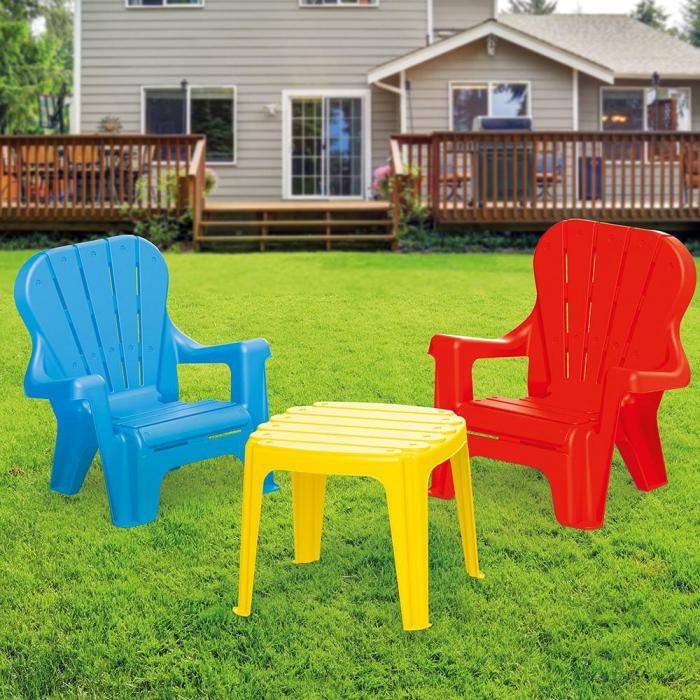 Set de masa cu scaune 2