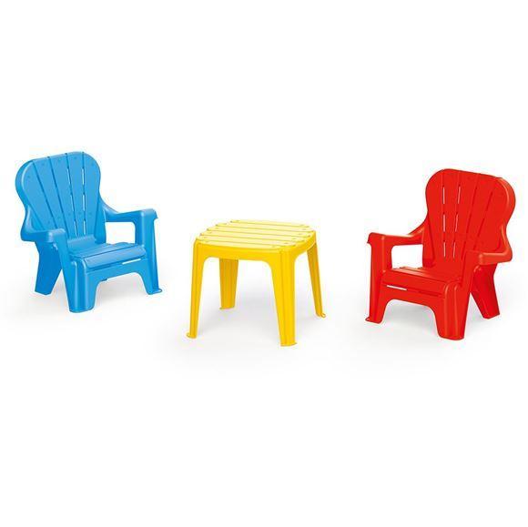 Set de masa cu scaune 0