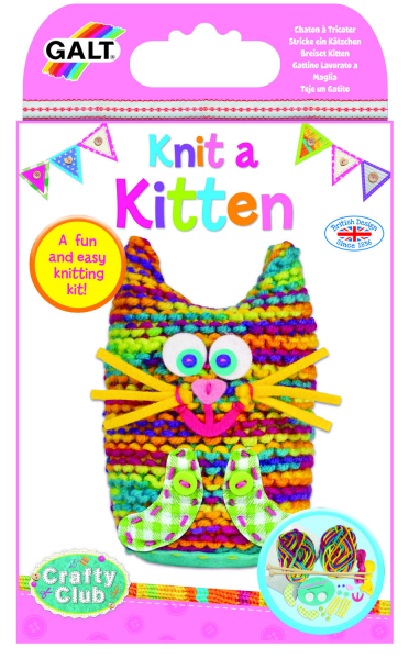 Set de tricotat - Pisicuta 0