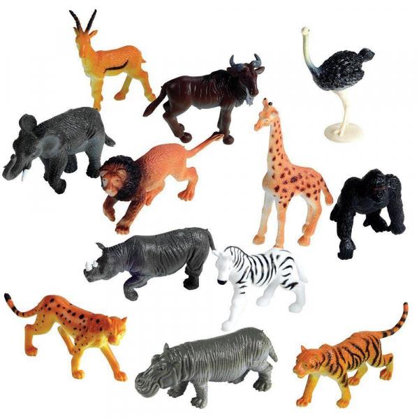 Set pentru sortat - Animalute din jungla 2