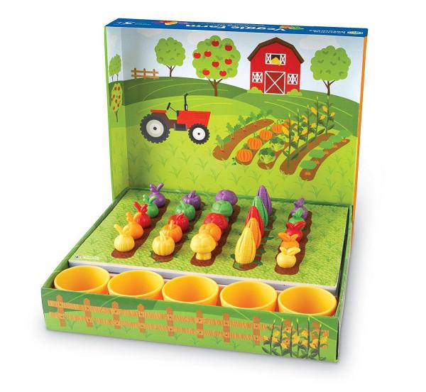 Set pentru sortat - Gradina de la ferma 2