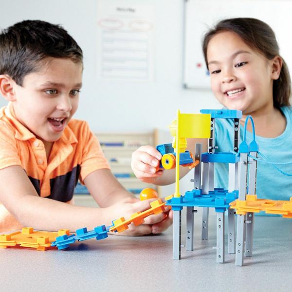 Set STEM - Construieste oraselul 3