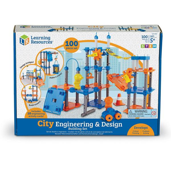 Set STEM - Construieste oraselul 5
