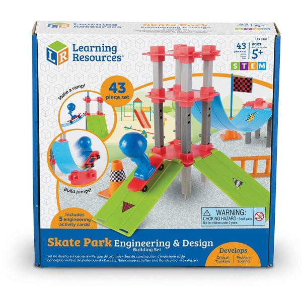 Set STEM - Skate Park 5