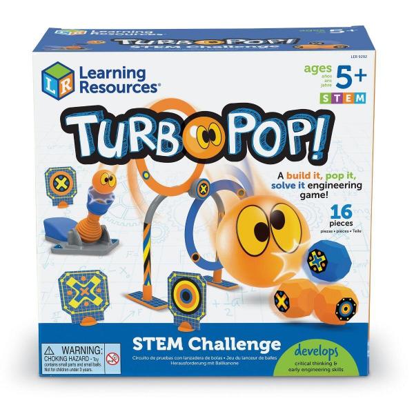 Set STEM -Turbo Pop 0