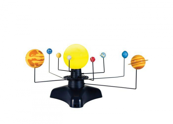 Sistem solar motorizat 7