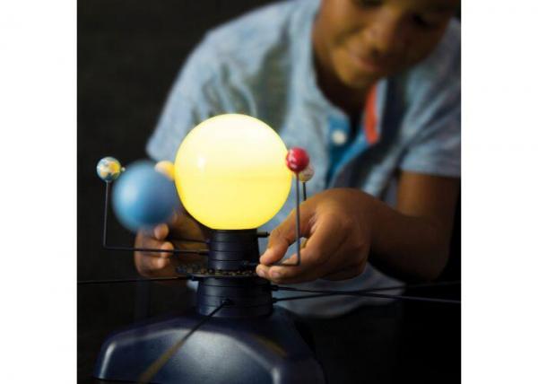 Sistem solar motorizat 6