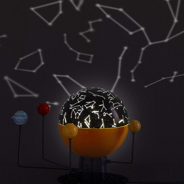 Sistem solar motorizat 2