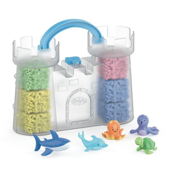 Spuma de modelat - Castelul de nisip 0