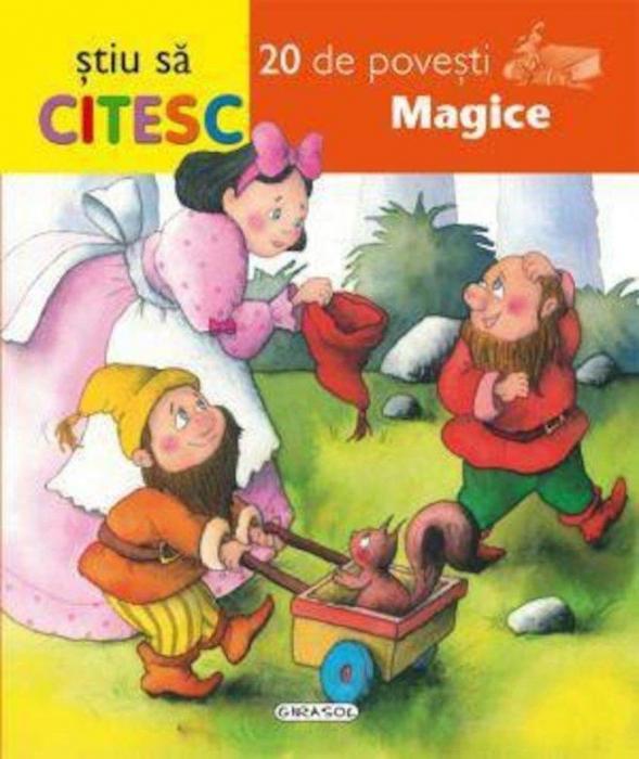 Stiu sa citesc - 20 de povesti magice [0]