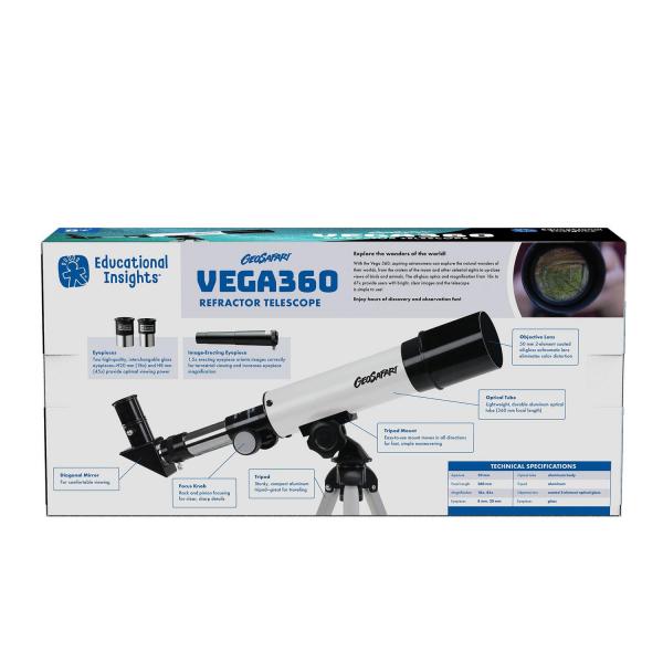 Telescop GeoSafari Vega 360 4