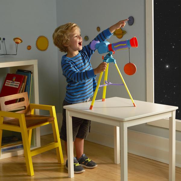 Telescopul micului explorator 4