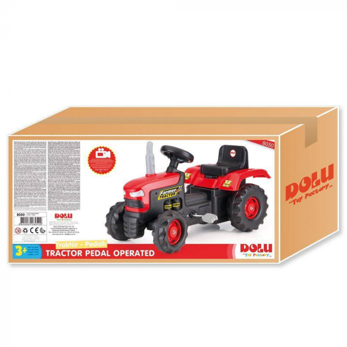 Tractor cu pedale 0