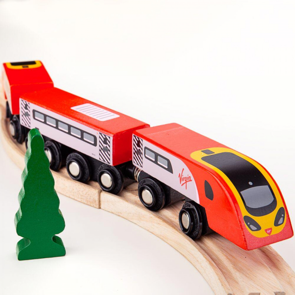 Trenulet  - Virgin Pendolino 1
