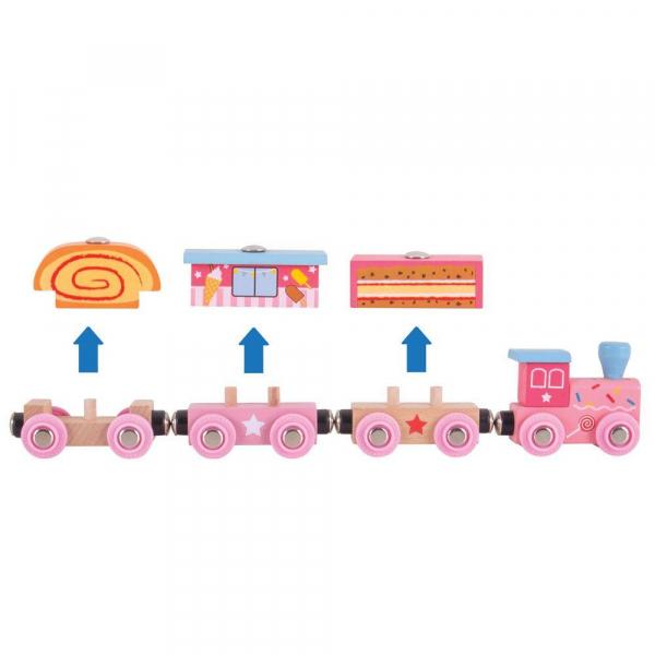 Trenuletul din Tara Dulciurilor 1