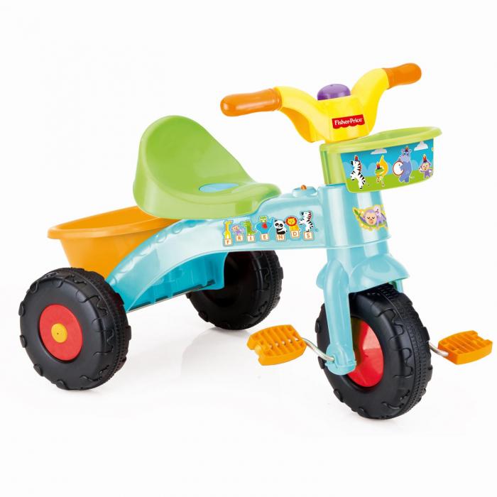 Tricicleta copii - My first trick 0