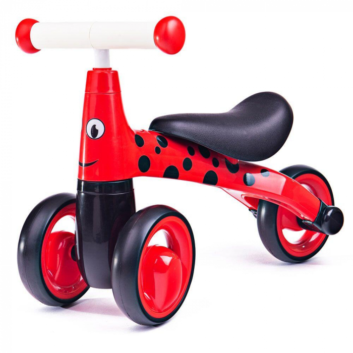 Tricicleta fara pedale - Buburuza 0